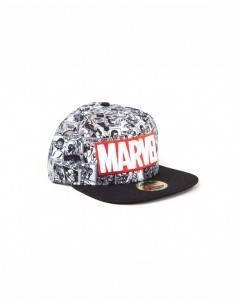 GORRA LOGO MARVEL MARVEL - 2