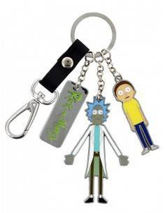 LLAVERO S RICK AND MORTY RICK AND MORTY - 1
