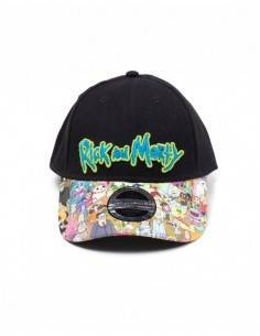 GORRA RICK AND MORTY RICK AND MORTY - 1