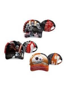 Pack gorras Star Wars VII