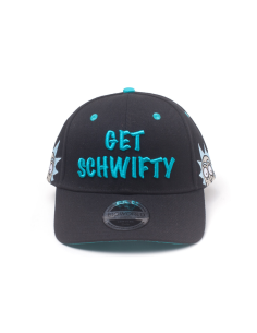 GORRA RICK AND MORTY GET SCHWIFTY RICK AND MORTY - 1