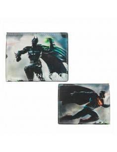 CARTERA BATMAN & SUPERMAN INJUSTICIA BATMAN - 1