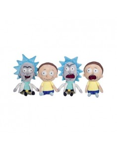 PELUCHES RICK AND MORTY RICK AND MORTY - 1