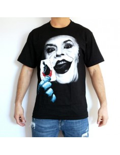 CAMISETA DE ADULTO JACK NICKOLSON COMODÍN JOKER GLOBAL BRANDS - 1