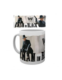 TAZA WESTWORLD MAN IN BLACK GLOBAL BRANDS - 1