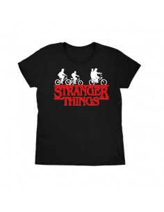CAMISETA STRANGER THINGS GLOBAL BRANDS - 1