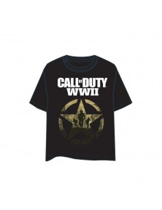 50% Dto. - CAMISETA MANGA CORTA CALL OF DUTY ESTRELLA. CALL OF DUTTY - 1