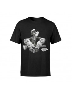 CAMISETA POPEYE POKER GLOBAL BRANDS - 1