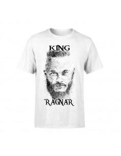 CAMISETA VIKINGS REY RAGNAR GLOBAL BRANDS - 1