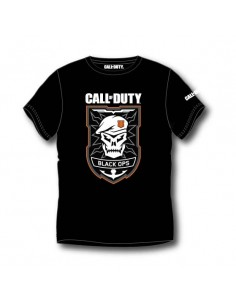 CALL OF DUTY BLACK OPS SKULL T-SHIRT CALL OF DUTTY - 1