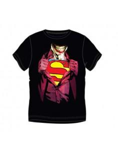 CAMISETA SUPERMAN JOKER SUPERMAN - 1