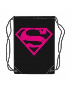 SACO SUPERMAN LOGO NEÓN SUPERMAN - 1