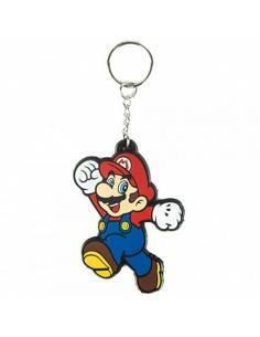 LLAVERO DE GOMA NINTENDO MARIO Super Mario - 1