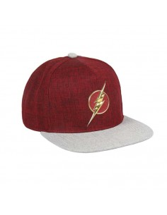 GORRA INFANTIL DC COMICS FLASH GLOBAL BRANDS - 1