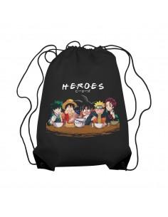 HEROES ANIME SACO  - 1