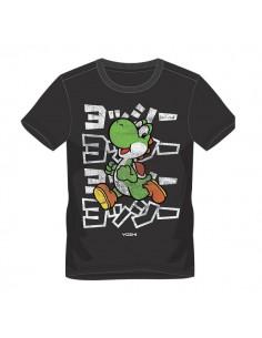 CAMISETA NINTENDO YOSHI Super Mario - 1