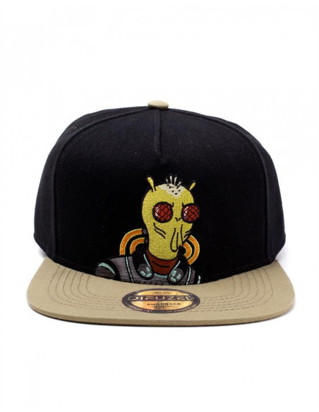 RICK AND MORTY KROMBOPULOS GORRA ADULTO RICK AND MORTY - 1
