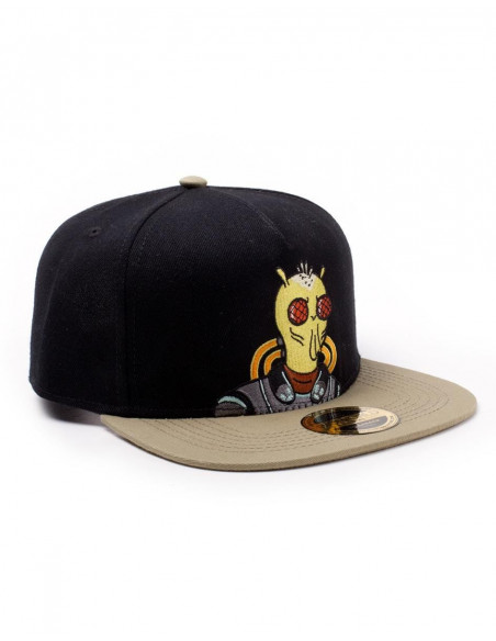 RICK AND MORTY KROMBOPULOS GORRA ADULTO RICK AND MORTY - 2