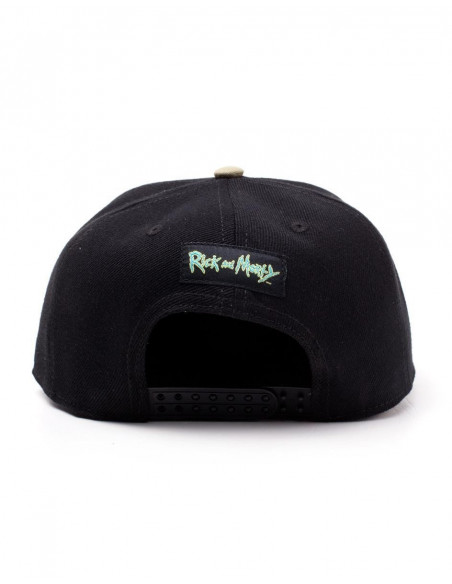 RICK AND MORTY KROMBOPULOS GORRA ADULTO RICK AND MORTY - 3