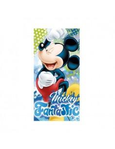 TOALLA PLAYA DISNEY MICKEY MOUSE FANTASTIC  - 1