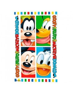 TOALLA PLAYA DISNEY MICKEY MOUSE AND FRIENDS  - 1