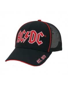 GORRA BASEBALL ACDC GLOBAL BRANDS - 1