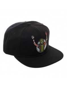 GORRA DE ADULTO RICK AND MORTY PICKLE RICK RICK AND MORTY - 1