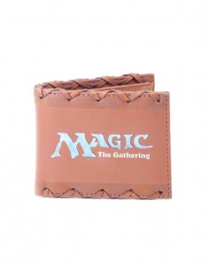 MAGIC THE GATHERING LOGO CARTERA  - 1