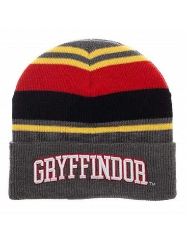 HARRY POTTER GRYFFINDOR GORRO ADULTO  - 1