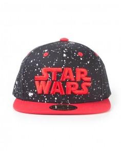 STAR WARS RED SPACE GORRA ADULTO  - 1