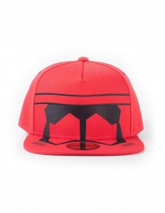 STAR WARS RED TROOPER GORRA ADULTO STAR WARS - 1