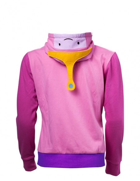 ADVENTURE TIME PRINCESS BUBBLEGUM OUTFIT SUDADERA CHICA  - 2