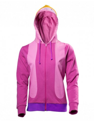 ADVENTURE TIME PRINCESS BUBBLEGUM OUTFIT SUDADERA CHICA  - 1