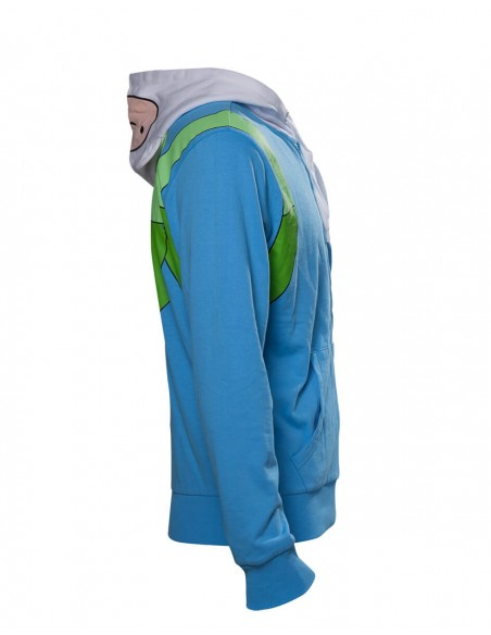 ADVENTURE TIME FINN OUTFIT SUDADERA ADULTO  - 3