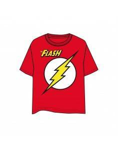 CAMISETA MANGA CORTA FLASH MARVEL - 1