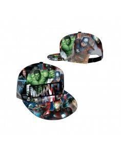 Gorra de Los Vengadores