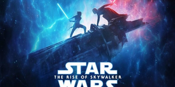 EPISODIO IX: THE RISE OF SKYWALKER